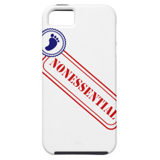 Nonessential • Food Safety iPhone 5 Case