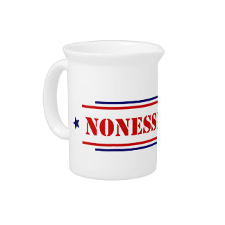 Nonessential • Until You Need Me Drink Pitcher