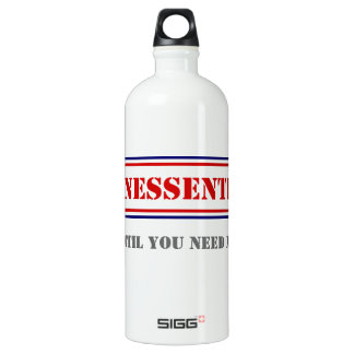 Nonessential • Until You Need Me SIGG Traveler 1.0L Water Bottle