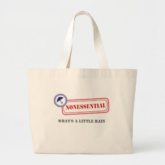 Nonessential • Weather the Storm Tote Bag