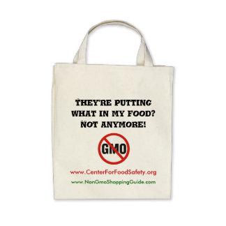 NonGMO Grocery Shopping Bag