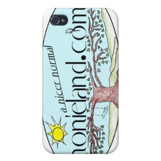 Nonieland TM iPhone 4/4S Covers