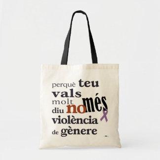 NonMonth Violència de Gènere Tote Bag