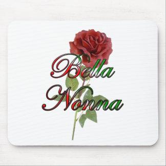 Nonna (Beautiful Italain Grandmother) Mouse Pad