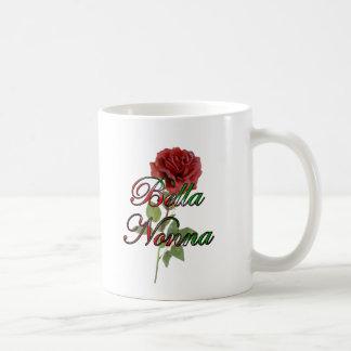 Nonna (Beautiful Italain Grandmother) Classic White Coffee Mug