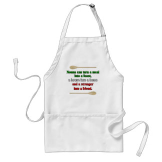 Nonna can turn a meal into a feast adult apron
