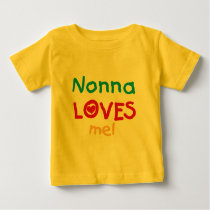 Nonna Loves Me T-shirts and Gifts
