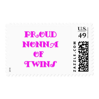 Nonna of_Twins Postage