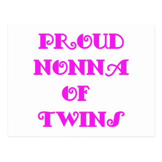 Nonna of_Twins Postcards