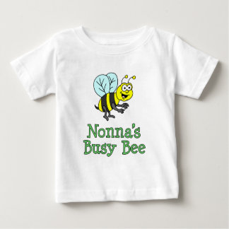 Nonna's Busy Bee Baby T-Shirt