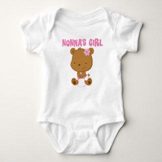 Nonnas Girl Baby Bodysuit