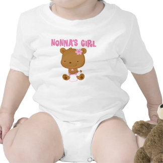 Nonnas Girl Baby Bodysuits