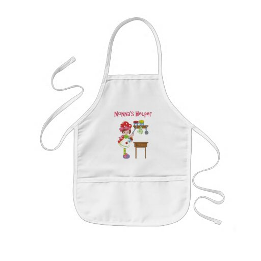 Nonna's Helper in the Kitchen Aprons
