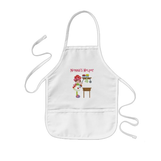 Nonna's Helper in the Kitchen Kids' Apron