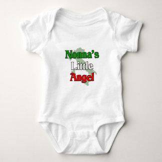 Nonna's (Italian Grandmother) Little Angel Baby Bodysuit