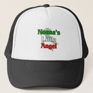 Nonna's (Italian Grandmother) Little Angel Trucker Hat