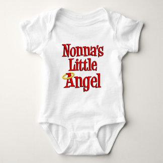Nonna's Little Angel Baby Bodysuit