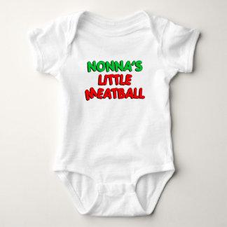 Nonna's Little Meatball T Shirt