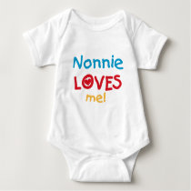 Nonnie Loves Me Tshirts and Gifts