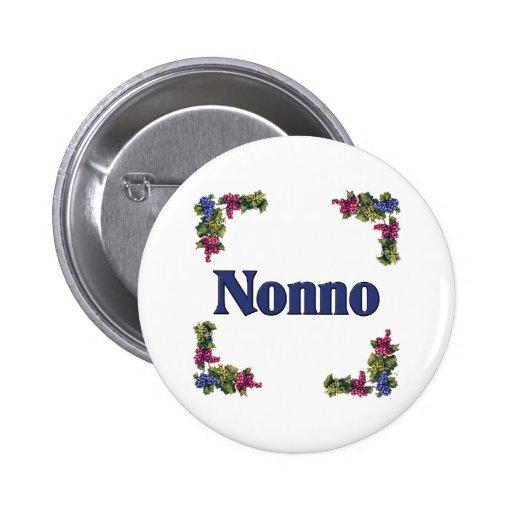 Nonno (abuelo italiano) pins