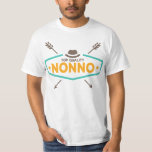 Nonno Father's Day Gift T-shirt