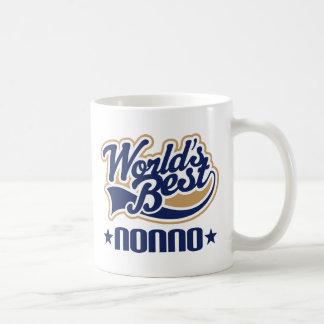 Nonno Gift Classic White Coffee Mug