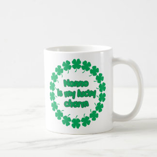 Nonno is My Lucky Charm Coffee Mugs