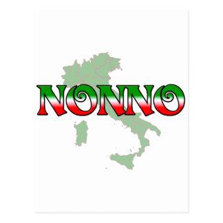 Nonno (Italian Grandfather) Postcard