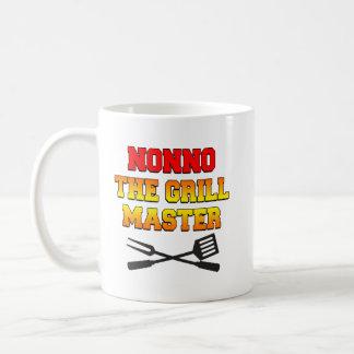 Nonno The Grill Master Coffee Mug