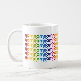 NonNomNom Rainbow Mug