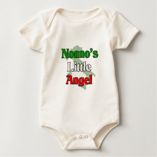 Nonno's (Italian Grandfather) Little Angel Baby Bodysuit
