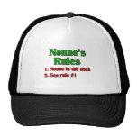Nonno's (Italian Grandfather) Rules Trucker Hat