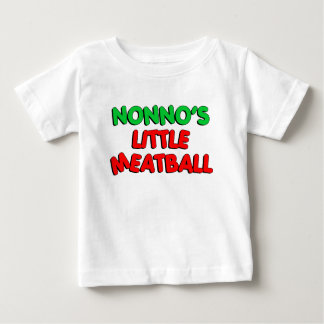 Nonno's Little Meatball Shirts