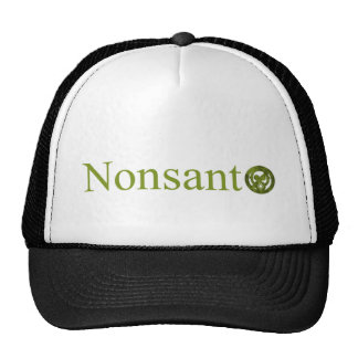 Nonsanto Trucker Hat