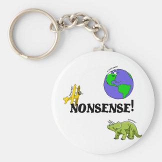 Nonsense! Keychain