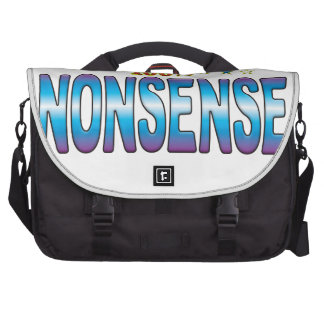 Nonsense Star Tag v2 Commuter Bags