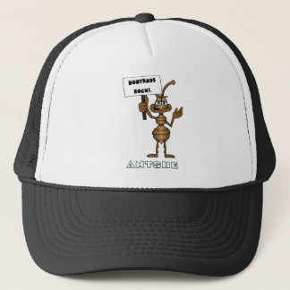 Nontrads Rock! Trucker Hat