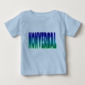 Nonverbal Infant T-Shirts
