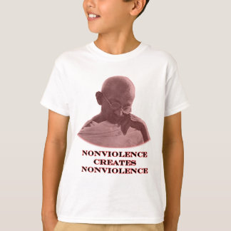 Nonviolence Red The MUSEUM Zazzle Gifts T-Shirt