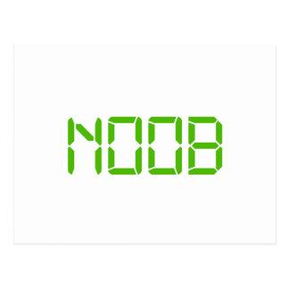 Noob Digital Postcard