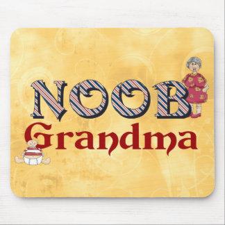 NooB Grandma Mouse Mat