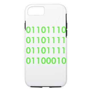 Noob in Binary iPhone 8/7 Case
