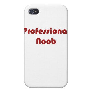 Noob profesional iPhone 4/4S funda