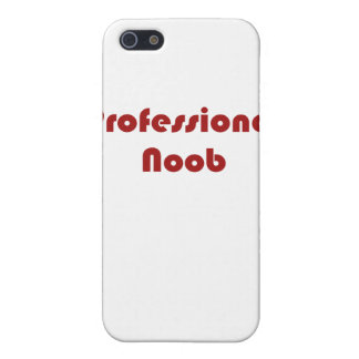 Noob profesional iPhone 5 coberturas