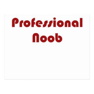 Noob profesional postal