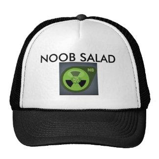 NOOB SALAD TRUCKER HAT