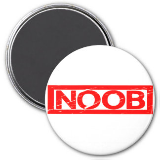 Noob Stamp Magnet