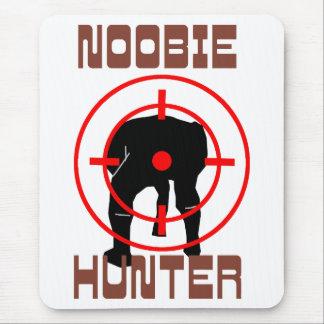 Noobie Hunter Mouse Pad