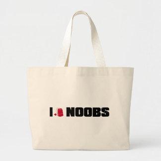 noobs i (de la bolsita de té) bolsas de mano