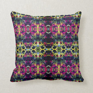 Noodle Crazy One Throw Pillow